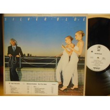 SILVER BLUE - LP USA