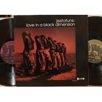 LOVE IN A BLACK DIMENSION - 2 LP