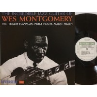 THE INCREDIBLE JAZZ GUITAR OF WES MONTGOMERY - 180 GRAM