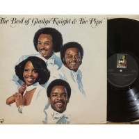 THE BEST OF GLADYS KNIGHT & THE PIPS - 1°st USA