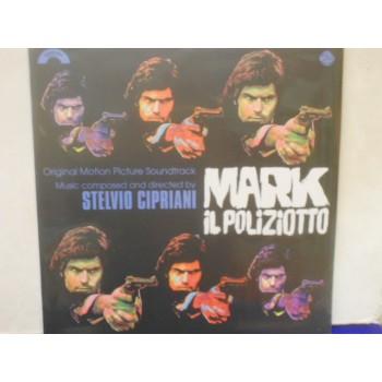 STELVIO CIPRIANI - MARK IL POLIZIOTTO