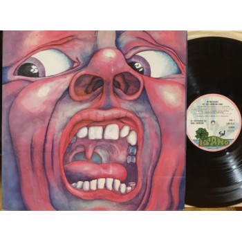 IN THE COURT OF CRIMSON KING - 2°nd UK