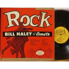 ROCK WITH BILL HALEY AND THE COMETS - 1°st USA