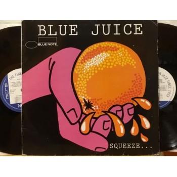 BLUE JUICE - 2 LP