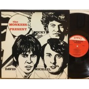 THE MONKEES PRESENT - REISSUE USA