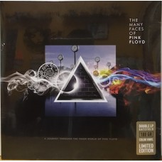 THE MANY FACES OF PINK FLOYD - 2LP