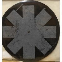 TURNTABLE SLIPMATS - RED HOT CHILI PEPPERS