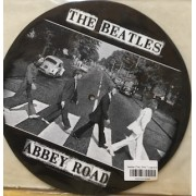 TURNTABLE SLIPMATS - THE BEATLES ABBEY ROAD