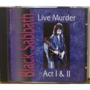 LIVE MURDER ACT I & II - 2 CD