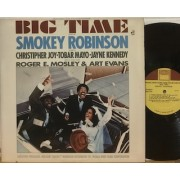 BIG TIME (ORIGINAL MUSIC SCORE FORM THE MOTION PICTURE) - LP USA