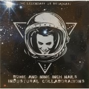 INDUSTURAL COLLABORATIONS - CLEAR VINYL
