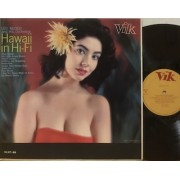 HAWAII IN HI-FI - 1°st ITALY
