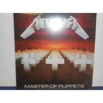 MASTER OF PUPPETS - 180 GRAM