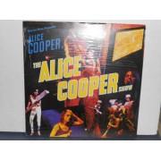 THE ALICE COOPER SHOW - LP ITALY