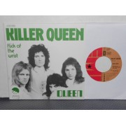 "KILLER QUEEN / FLICK OF THE WRIST - 7"" FRANCIA"