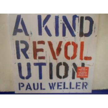 A KIND REVOLUTION - 180 GRAM