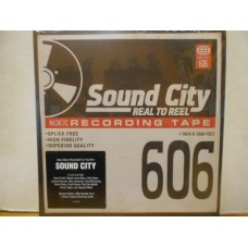 SOUND CITY - REAL TO REEL - 2 X 180 GRAM