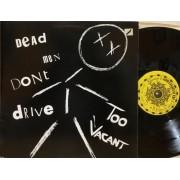 """DEAD MEN DON'T DRIVE - 12"""" EP"""