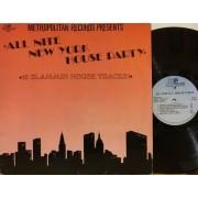 METROPOLITAN RECORDS PRESENTS:ALL NITE NEW YORK HOSUE PARTY - LP USA
