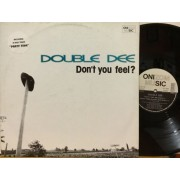 """DON'T YOU FEEL? - 12"""" ITALY"""