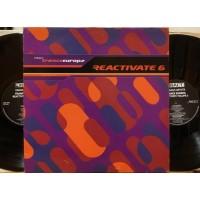 REACTIVATE 6 - TRANCE EUROPA - 2 LP