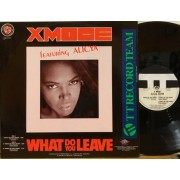 "WHAT DO YOU LEAVE - 12"" ITALY"