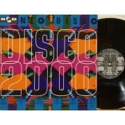 NEO DISCO:DISCO 2000 - LP GERMANY