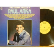I PIU' CELEBRI SUCCESSI DI PAUL ANKA - LP ITALY