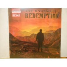 REDEMPTION - 2 X RED VINYL