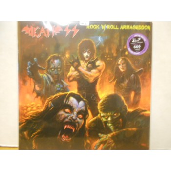 ROCK 'N' ROLL ARMAGEDDON - 2 LP