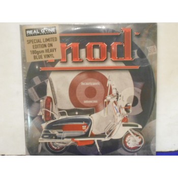 MOD THE EARLY YEARS - 2 BLUE VINYL