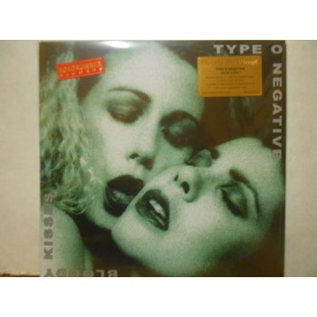 BLOODY KISSES - 2 X SILVER VINYL