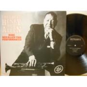 RARE RED ALLEN TRIO PERFORMANCES - LP