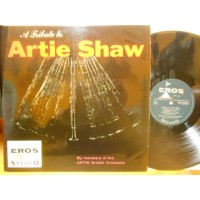 TRIBUTE TO ARTIE SHAW - LP UK