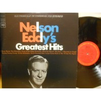 NELSON EDDY'S GREATEST HITS - REISSUE USA