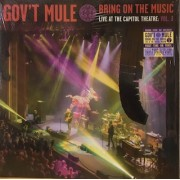 BRING ON THE MUSIC LIVE AT THE CAPITOL THEATRE VOL.3 - PURPLE/YELLOW TRIPLE STRIPED