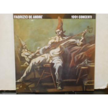 1991 CONCERTI - 2 LP