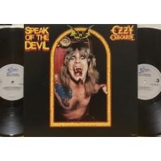SPEAK OF THE DEVIL - 2 LP