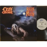 BARK AT THE MOON - REISSUE UK