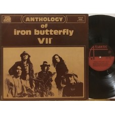 ANTHOLOGY OF IRON BUTTERFLY - 1°st ITALY