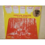 "HOCUS POCUS - 7"" YELLOW"