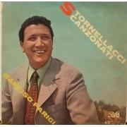 """STORNELLACCI SCANZONATI - 7""""EP ITALY"""