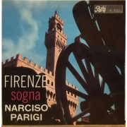 """FIRENZE SOGN -  7""""EP ITALY"""