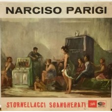 """STORNELLACCI SGANGHERATI - 7""""EP ITALY"""