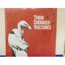 THEM CROOKED VULTURES - 2 LP