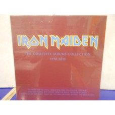 THE COMPLETE ALBUMS COLLECTION 1990-2015 - BOX