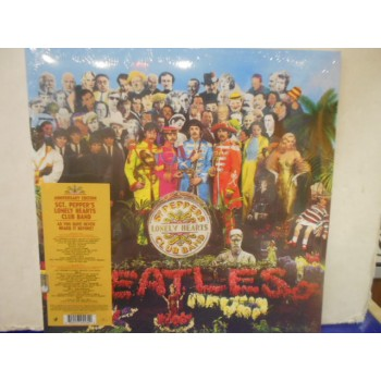 SGT.PEPPER'S LONELY HEART CLUB BAND - 2 LP