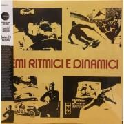 TEMI RITMICI E DINAMICI - LP+CD
