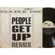 """PEOPLE GET UP (REMIX) - 12"""" ITALY"""
