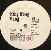 """KING KONG FIVE - 12"""" ITALY"""